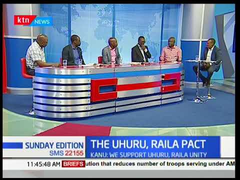 How Uhuru-Raila deal with change the political scene