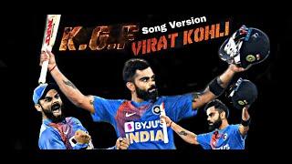 KGF SONG VIRAT KOHLI VERSION    Evvadikevvadu banisa Song    Edited by Kalyan Darru