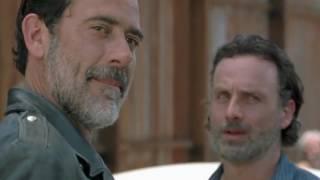 Ходячие мертвецы 7 сезон 4 серия, смотреть онлайн отрывок Обзор