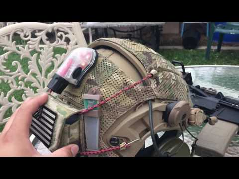 Crye Precision Airframe Update (Dragonred)