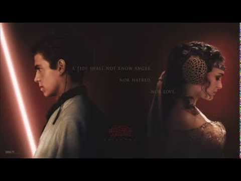 Across The Stars - Anakin and Padme Love Theme