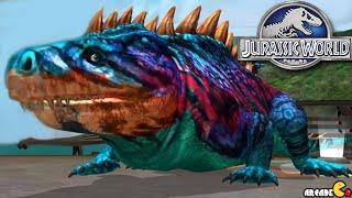 Jurassic World The Game - New Battle Ground Weekend Event!