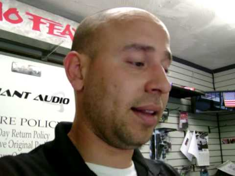 How to wire dual 4ohm subs to 1 ohm good - YouTube