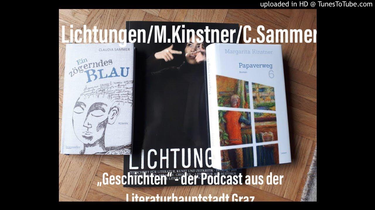 """""""Geschichten"""" - Der Podcast aus der Literaturhauptstadt GRAZ"""