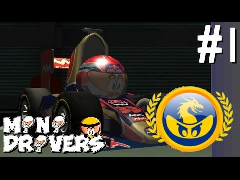 MiniDrivers: The Game - Asian Circuit 1
