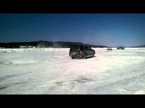 Kravec on ice