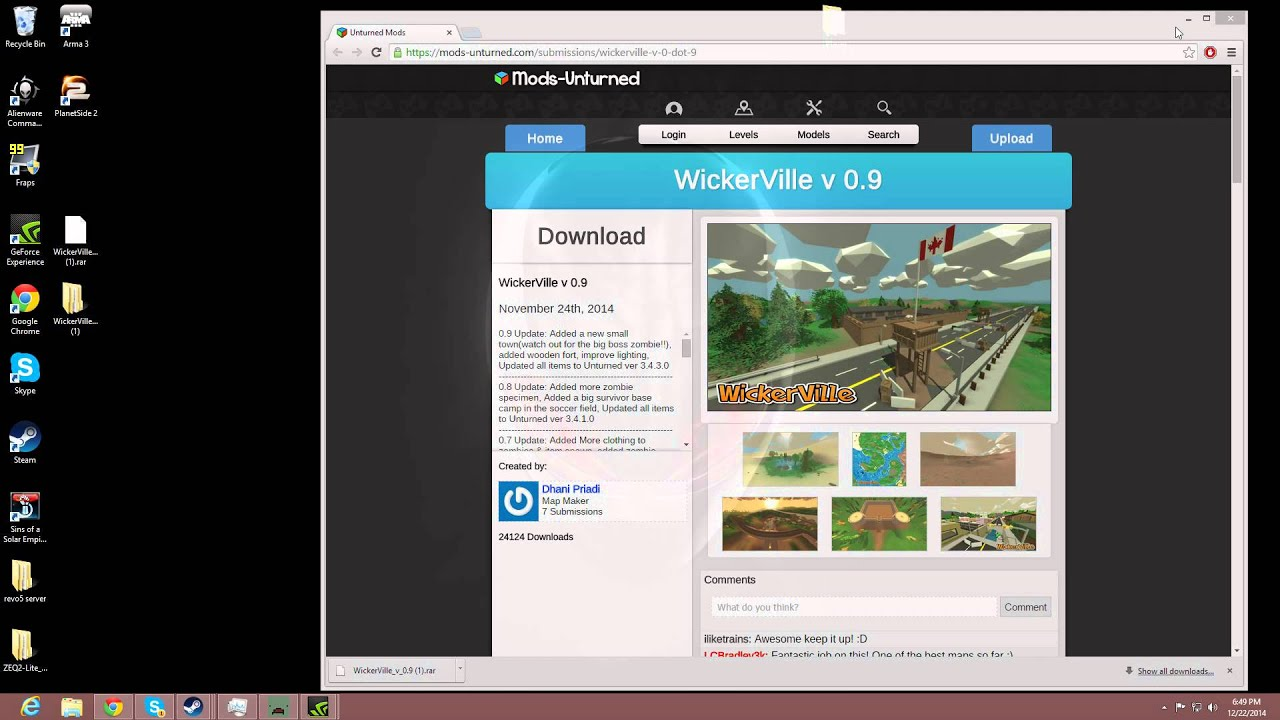 How to install the wickerville map in unturned works with other how to install the wickerville map in unturned works with other maps gumiabroncs Images