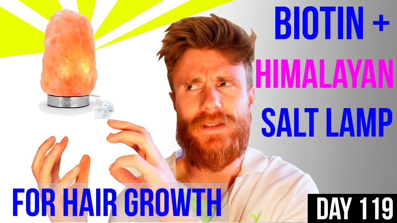 Himalayan Salt Lamps Effects : BIOTIN (Side Effects Explained) HIMALAYAN SALT LAMPS and HAIR GROWTH! - YouTube