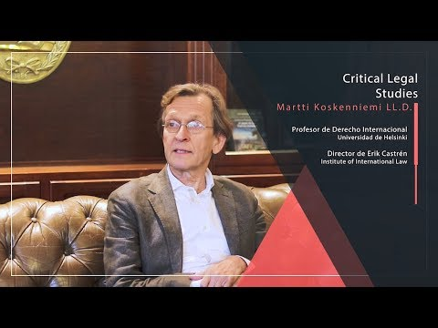 CR - ACCOLDI | Serie 1 - Critical Legal Studies - Martti Koskenniemi