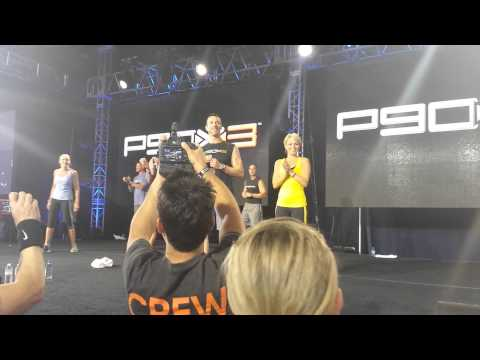 P90X 3 VIP Workout June 2014   Tony's Intro