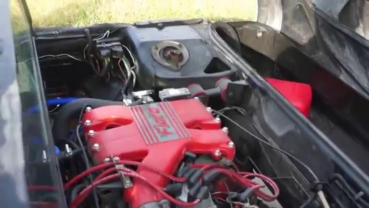 Gt40 Fiero Kit