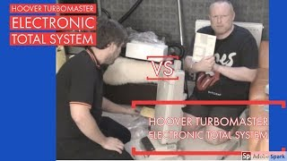 Holidays with Hooverlux - Hoover Turbomaster VS Hoover Turbomaster!