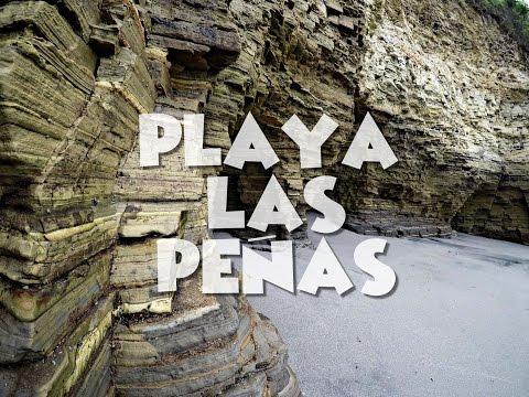 Playa las Peñas y Las Cuevas del Amor