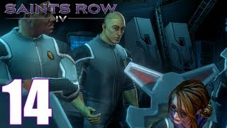 Saints Row IV Walkthrough Part 14: Warden Stomp Fight Club Gameplay Let