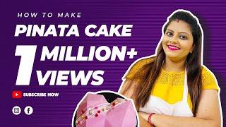 PINATA CAKEHOW TO MAKE PINATA CAKE HAMMER CAKE RECIPE