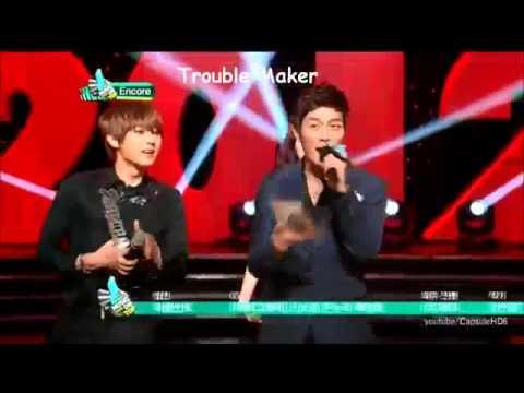 Doo Joon feat Lee Hyun Woo - Trouble Maker  cover dance