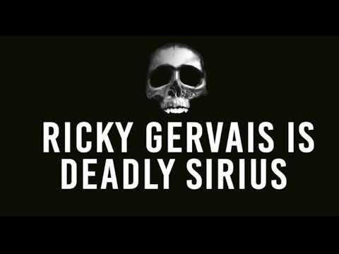 Ricky Gervais is Deadly Sirius - Pilot Episode with Sam Robe