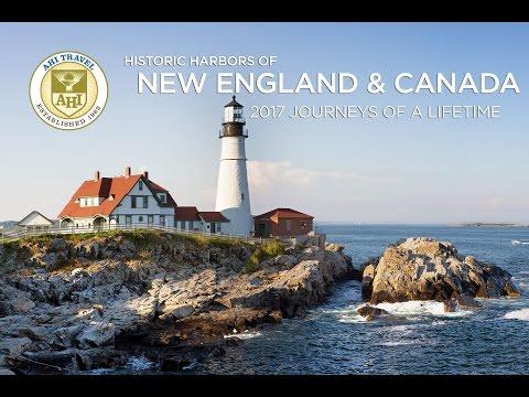 Historic Harbors of New England & Canada