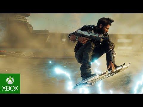 Just Cause 4 Danger Rising gameplay trailer