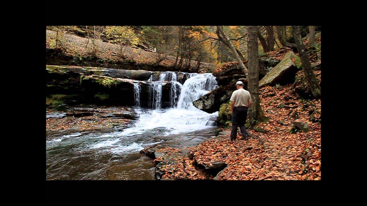 Walk Ghost Town Of Thurmond West Virginia