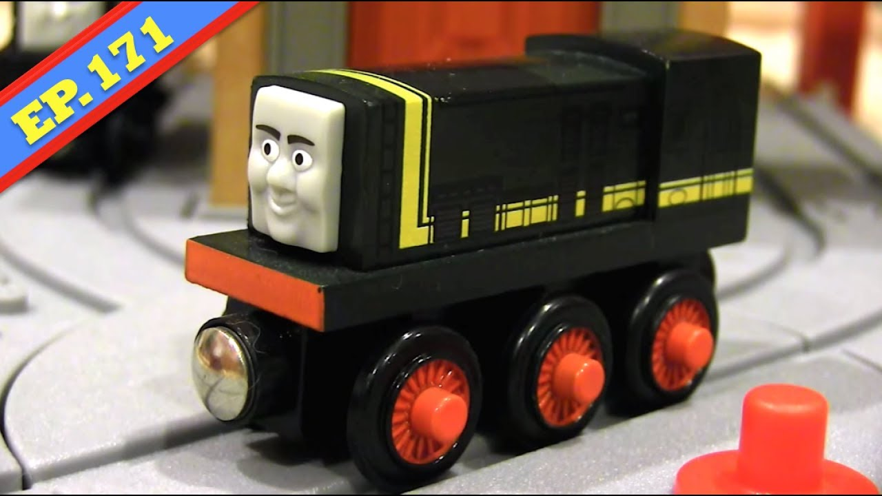 The Mavis Matrix Thomas Friends Wooden Railway Adventures Episode 171
