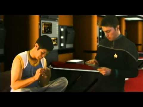 "Star Trek : The Helena Chronicles 1.01 ""Sanctuary Lost"""