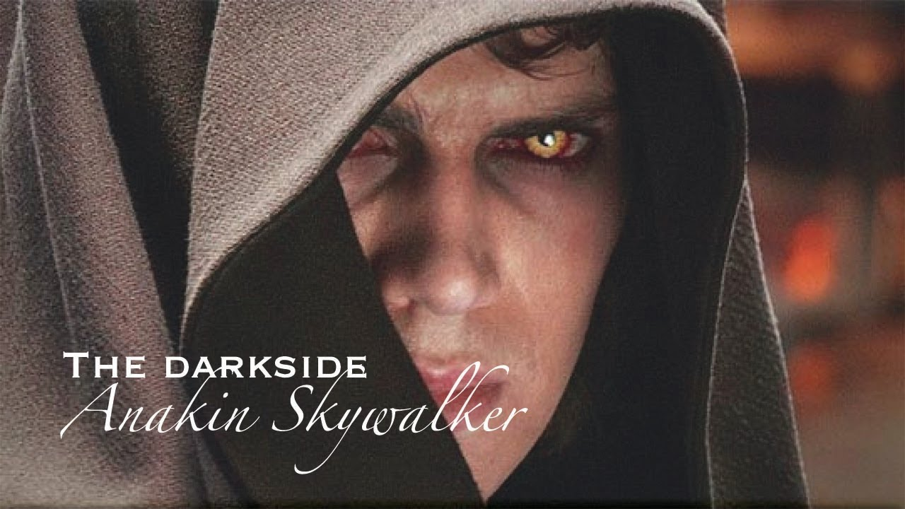 Anakin Skywalker Star Wars The Dark Side HD YouTube
