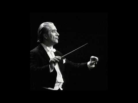 Franck Symphony in Dm - Sergiu Celibidache / Münchner Philharmoniker  (Live)