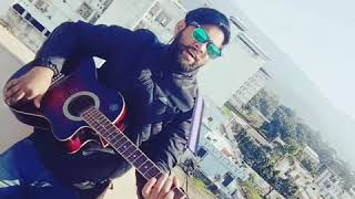 Ishq hazir cover song on guitar