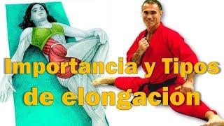El estiramiento y la flexibilidad en el entrenamiento (stretching en las artes marciales) thumbnail