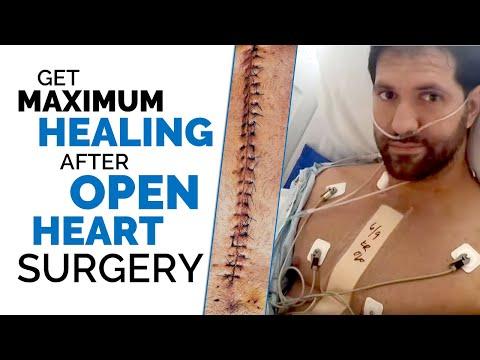 Get Maximum Healing after Open Heart Surgery, Aortic valve replacement & Aorta repair, Dr. Kousouli