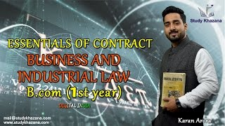 Business & industrial Law by Karan Arora