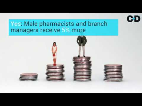 The gender pay gap in community pharmacy