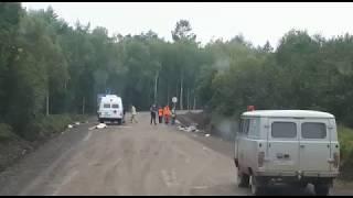 Один человек погиб и двое пострадали при ДТП в Тымовском районе