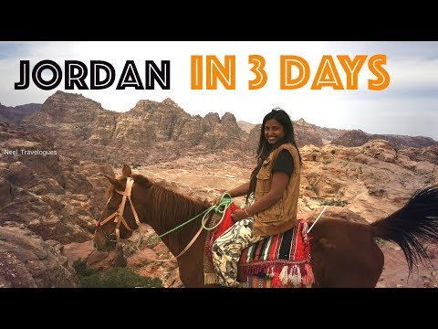 Jordan Travel Part-1 | How to travel Jordan in Three days | Jordan Travel Guide