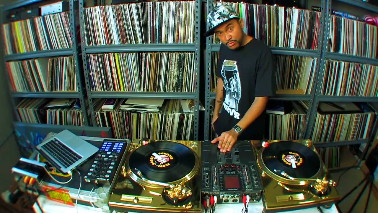 Download Turntablist legend DJ Craze Performs on TRAKTOR SCRATCH PRO and KONTROL X1 | Native Instruments