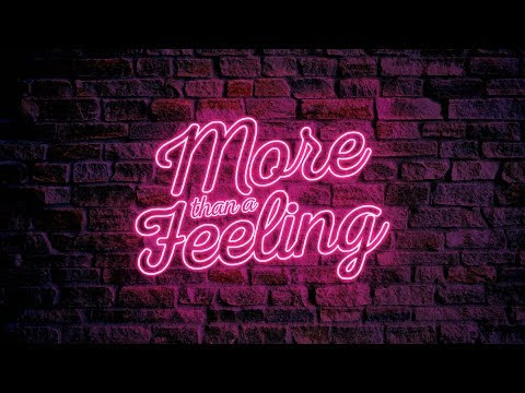 """More Than A Feeling - """"Special Guest Chris Singleton"""""""