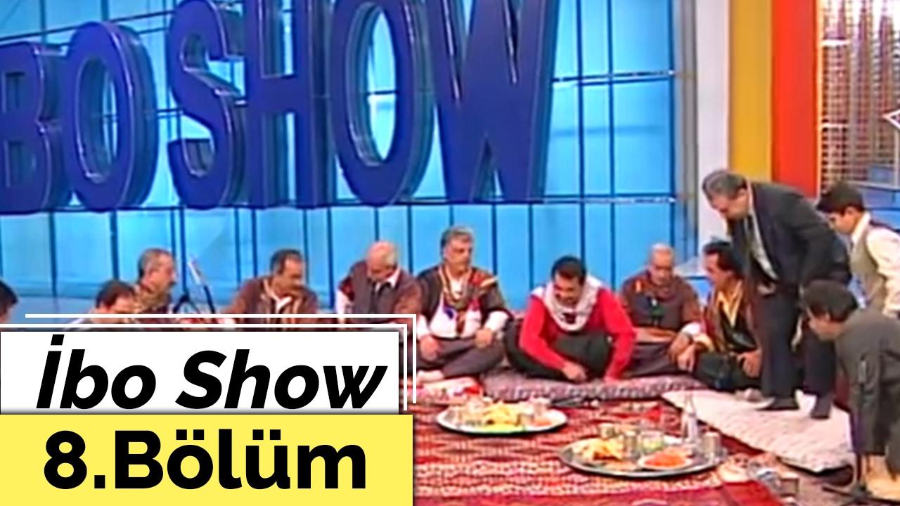 İbo Show 2021 14. Bölüm (Konuklar:Latif Doğan & B. Akartürk & N. Sesigüzel & U. Karakuş & K. Mıçe)