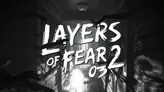 Layers of Fear 2 (PL) #3 - Polowanie (Gameplay PL / Zagrajmy w)