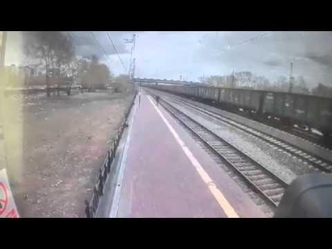 ЧП на Волге: девушку разрубило - YouTube