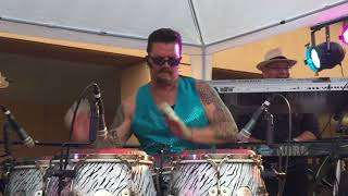 Been Had~Richard Bean & Sapo @ The Latin Music Festival~