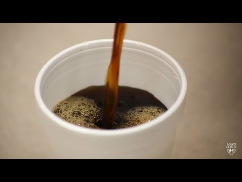 Mayo Clinic Minute: Kids and Caffeine