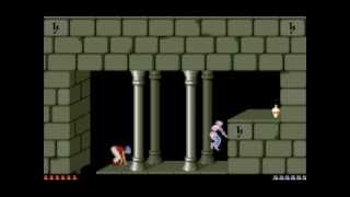 Prince of Persia Mod: PoP2 Split Levels (S & F Adaptation) - Intro + Levels 1-6