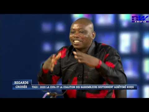 Togo - 2020 : la CDPA et la coalition des rassembleurs soutiennent Agbéyomé kodjo (RC 16 01 2020 P4)