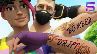 DRIFT & BEACH BOMBER get MATCHING TATTOOS....