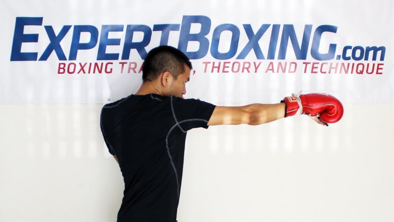 The 6 Basic Boxing Punches & How to Throw Them Correctly