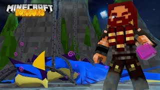 Minecraft Dragons - POACHERS HAVE CAPTURED A RARE DRAGON!!!