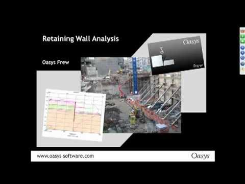 Retaining Wall Analysis