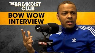 Bow Wow Talks BowWowChallenge And Addresses Rumors In His Last Radio Interview