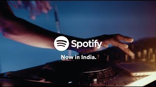 Spotify | Now in India | Play Free